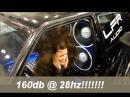 LFR audio magneto hair trick over 160db @ 28hz flexing breaking windshield