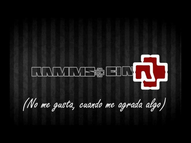 Rammstein - Was Ich Liebe (Sub)