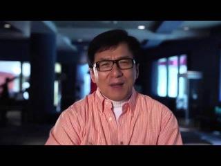 Встреча Джеки Чана с Брюсом Ли