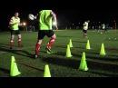 Agility Fitness and Power Training Equipment Diamond Football