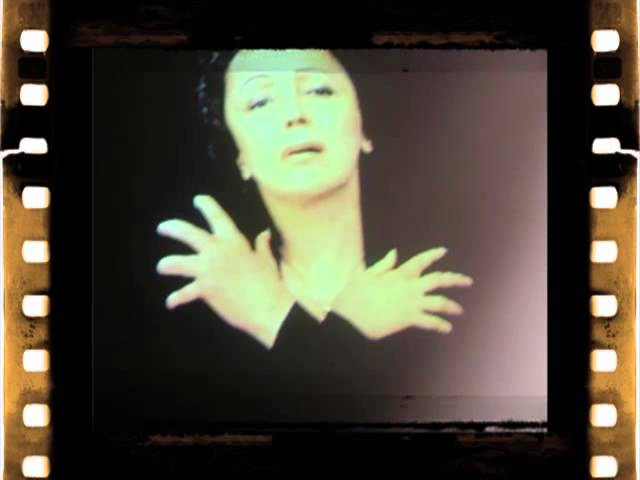 Édith Piaf Hymne à l'amour Эдит Пиаф Гимн любви