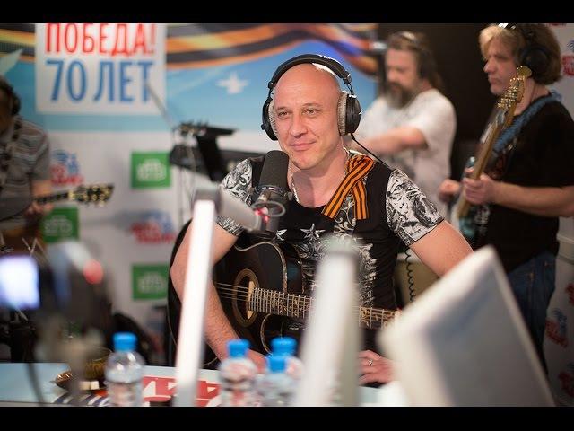 Денис Майданов – Последний бой (М. Ножкин) LIVE Авторадио