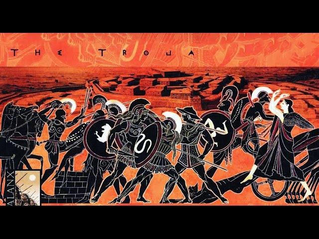 BBC. Троя: Женщины Трои / The Women of Troy / 4 серия