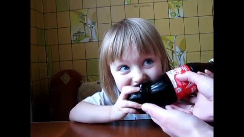 Желе из Кока-Колы - что стало с Колой? / Jelly Coca Cola - what happened to the Coke?