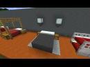 Красивые кровати в майнкрафт - Как сделать?