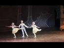 Па-де-труа из балета Щелкунчик