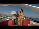 Nude model Behind the scene Micaela Schaefer Penthouse Shooting