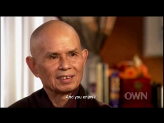 Super Soul Sunday Thay (Thich Nhat Hanh) talks to Oprah