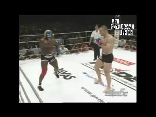 Kevin Randleman vs. Mirko Cro Cop Filipovic / Кевин Рендлмен - Мирко Кро Коп Филипович