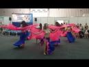 Цветы Востока танец с платками