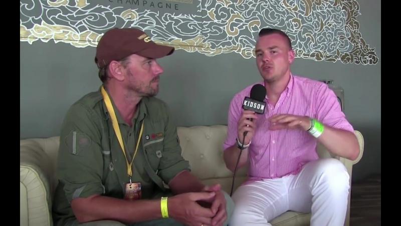 Torsten Stenzel / York Interview, Luminosity Beach Festival 2015