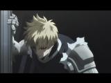 One-Punch Man Genos and Saitama vs Ashura Kabuto