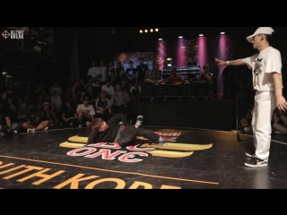 FLY vs ZOOTY ZOOT _ QT Final 4 _ Red Bull BC One South Korea 2015 [#BD_VIDEO]