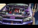 Nissan Skyline GT-T R34 RB26DETT PURE ENGINE SOUND | Ниссан, Скайлайн, автомобиль, машина, тачка, спорткар