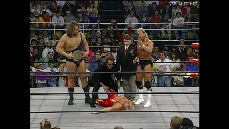 WCW Monday Nitro 31.10.1995 Ending