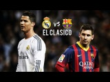 Real Madrid vs FC Barcelona | El Clasico Promo | 21/11/2015 HD