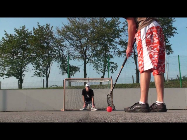 Floorball Freestyle r Video 6 Goals