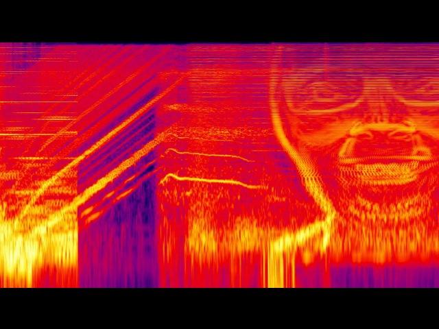 [Spectrogram] Aphex Twin / ΔMi−1 = −∂Σn=1NDi[n][Σj∈C{i}Fji[n − 1] Fexti[[n−1]]