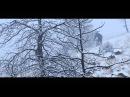 Silvia Winter trails with Matt Hunter
