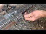 Изготовление пружин на капканы ТАЙГА своими руками (пружины из матраса)