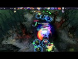 Dota2 TI2012 Na'Vi vs iG - THE Teamfight THE Black hole