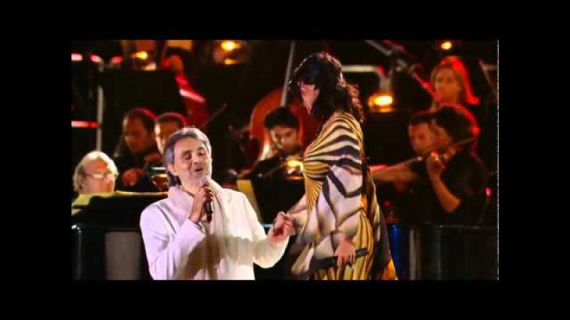 Andrea Bocelli e Laura Pausini - Vivere