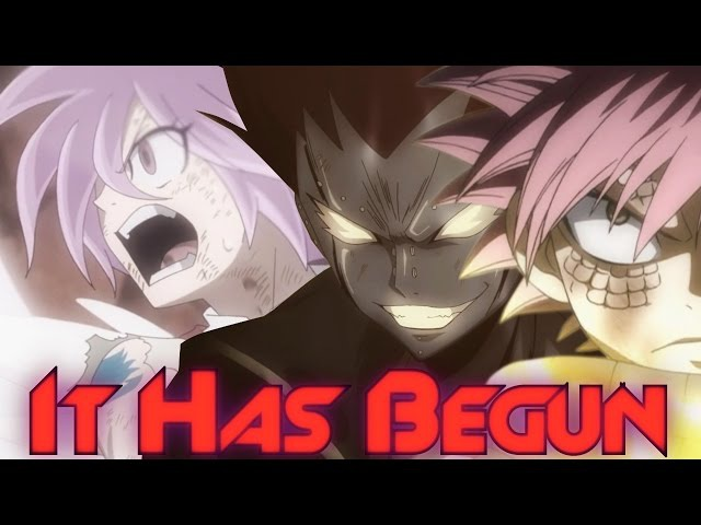 Fairy Tail「AMV」- It Has Begun