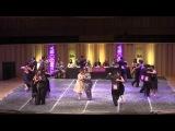 Milonga, final Campeonato de Baile de la Ciudad Tango Buenos Aires 2015