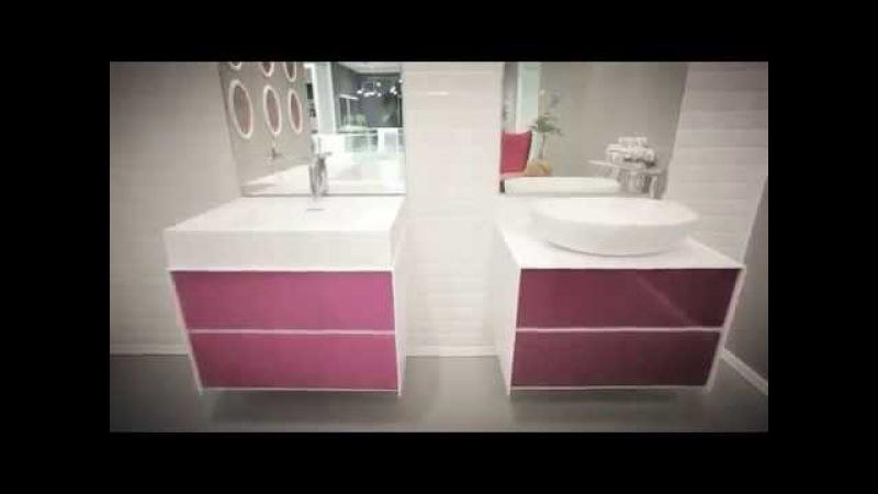 Итальянская мебель для ванной комнаты TEUCO. Коллекция InsideOut (www.santehimport.com)