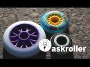 Как выбрать колеса для роликов askroller