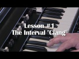 LESSON 1 - HOW TO PLAY JAZZ &amp ROCK LICKS ON A HAMMOND B3 or C3 ORGAN