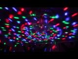 Светодиодный диско шар  CMB-012 Digital DMX512 LED RGB Ball