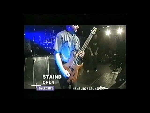 Staind - Live in Gruenspan, Hamburg, Germany (20082001)