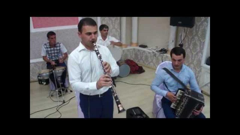 Эльгар Керимов-соло на кларнете,Ансамбль-Хаял-Дербент,klarnet-попурри