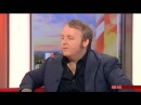 James McCartney Strong As You Interview BBC Breakfast 2013