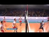 «Белогорье» -«Кузбасс» 3:1. Лучшие моменты матча