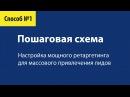 Настройка мощного ретаргетинга для массового привлечения клиентов из ВКонтакте