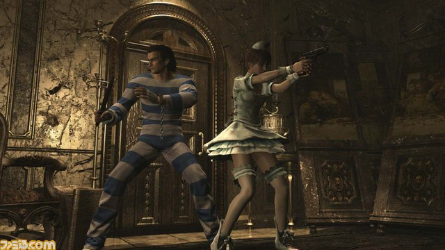 Resident Evil 0 - Wesker Mode J1iBP5dW26I