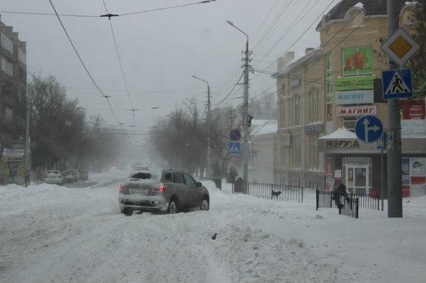 Штормовое предупреждение: В канун Новогодних праздников в Таганроге и Ростове ожидается ухудшение погодных условий!