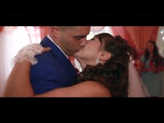 Оксана и Юрий моменты из свадьбы