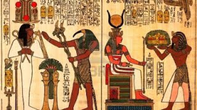 BBC Древний Египет Жизнь 1 серия