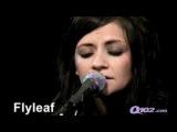 Q102 Flyleaf - Arise (acoustic performance)