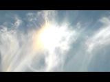 Необычно загадочное и красивое явление в небе.подмосковье 23.09.15