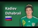 Dzhabrail Kadiev /44/ FC Terek Grozny ► Skills Dribbling Goals / HD/ 2014-2015