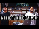 In The Night by The Weeknd and Billie Jean by Michael Jackson Alex Aiono and Vince Harder MASHUP