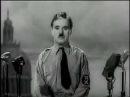 Charlie Chaplin Il grande dittatore Discorso all'umanità