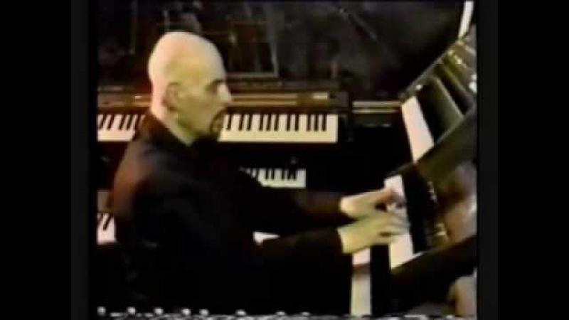 Anton Lavey Plays A Big Top Medley