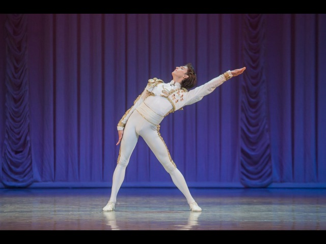 Юрий Кудрявцев 3 курс. Тореадор из балета Кармен.