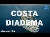 Costa Diadema luxus óceánjáró - DXN jutalom hajóutazás