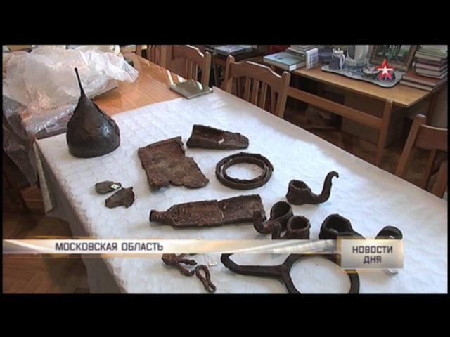 Частный арсенал времен Ивана Грозного обнаружили ученые